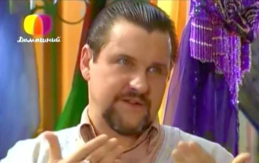"""Антониу Каллони в молодости. Сериал """"Клон"""". Фото Скриншот Youtube"""