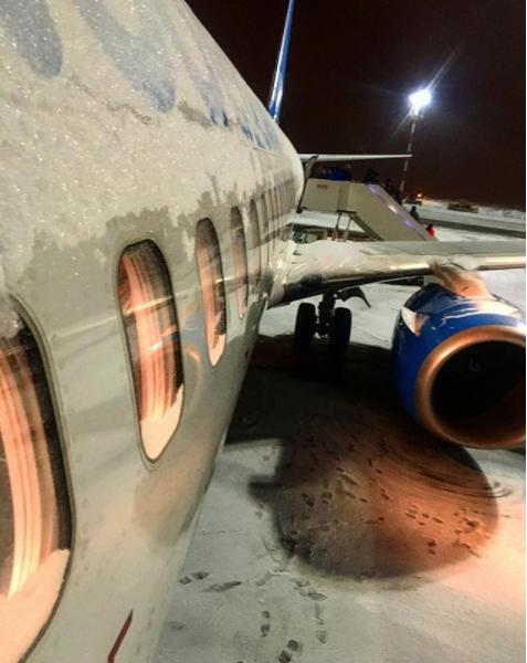 СМИ узнали , почему наборту самолета воВнуково произошла жесткая драка