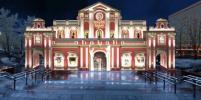 К Новому году Москву украсят по-театральному