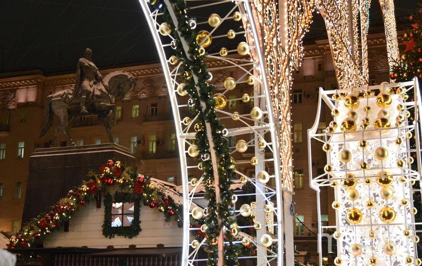 Санта-Клаус из Лапландии приедет в Москву. Фото Василий Кузьмичёнок