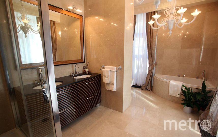 "Hovard Palace, ванная. Фото предоставлено ""МК-Элит""."
