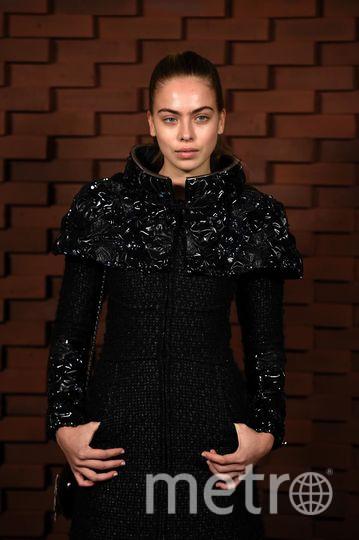 Показ новой коллекции Chanel. Ida Jaune. Фото Getty