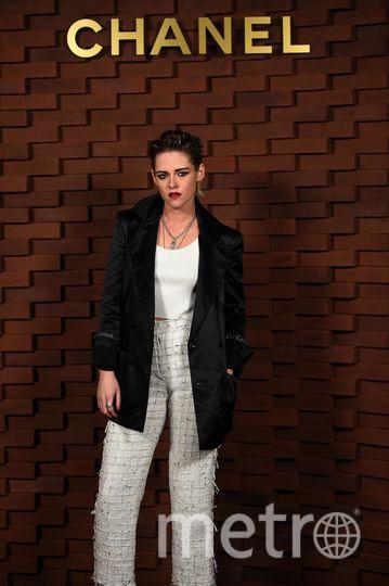 Показ новой коллекции Chanel. Кристен Стюарт. Фото Getty