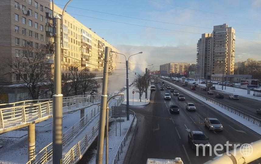 ДТП и ЧП | Санкт-Петербург | vk.com/spb_today. Фото Филипп Старшинов, vk.com