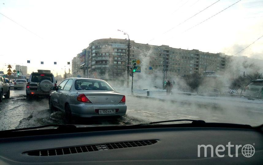 ДТП и ЧП | Санкт-Петербург | vk.com/spb_today. Фото Артем Гришечко, vk.com