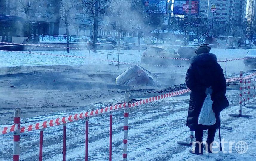 ДТП и ЧП | Санкт-Петербург | vk.com/spb_today. Фото Алексей Глазов, vk.com