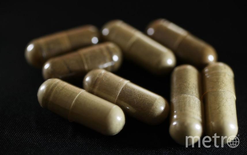 Медикаменты. Фото Getty
