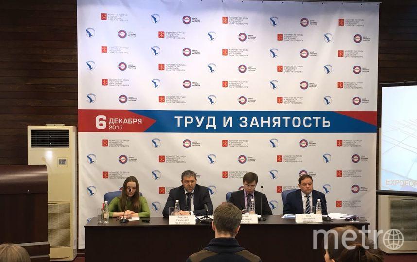 Северная столица входит в пятёрку регионов – лидеров России по уровню занятости населения.