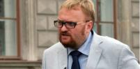 Виталий Милонов предлагает запретить ёлочные базары в России