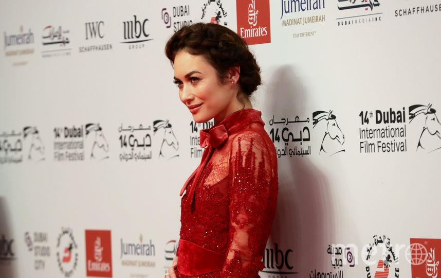 Ольга Куриленко в Дубае. Фото Getty