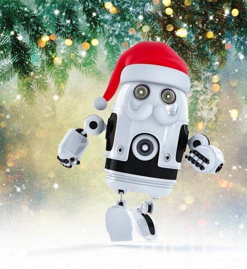 """Родители выбирают в подарок детям по всему миру роботов. Фото """"Metro"""""""
