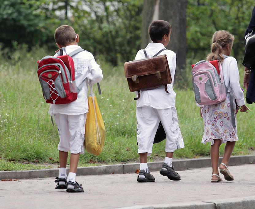 Школьники. Фото Getty