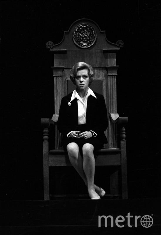 Алисе Фрейндлих 83: Фото в молодости и сейчас. Фото kinopoisk.ru