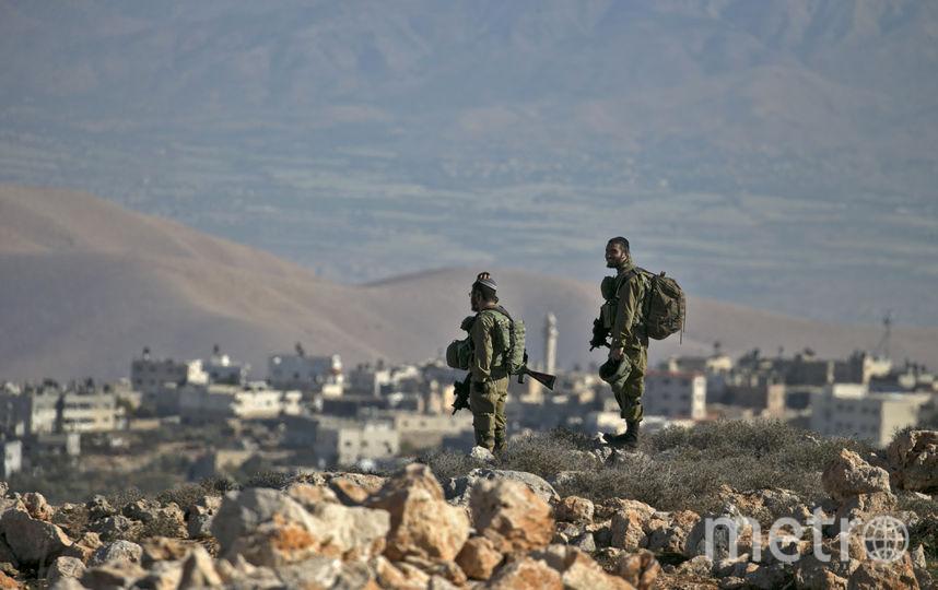 Израильские военные. Фото AFP