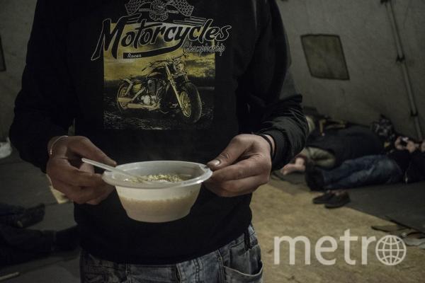 Как помочь бездомным зимой: В Петербурге подготовлена инструкция. Фото homeless.ru