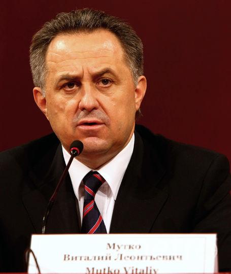 Виталий Мутко в ФИФА, 2009-й год. Фото Getty