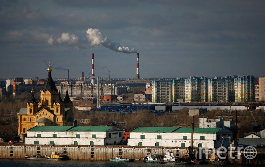 Вид на Москву. Фото Getty