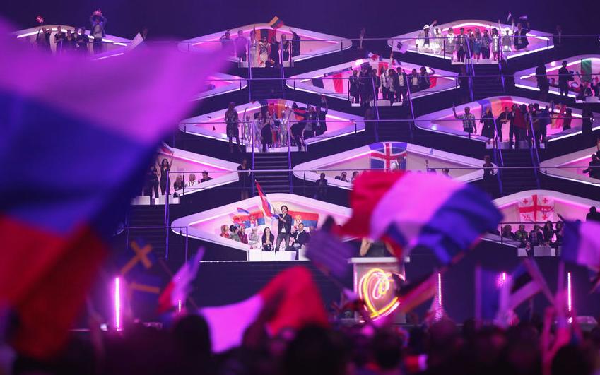 """""""Евровидение - 2017"""". Фото Фотоархив., Getty"""