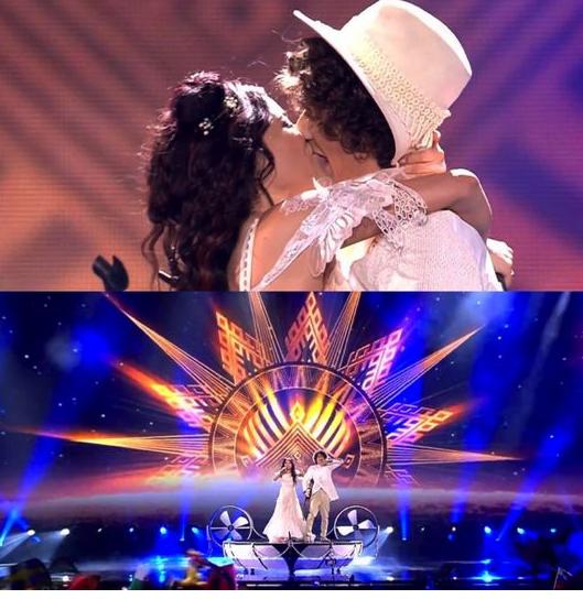 """""""Евровидение - 2017"""". Фото Фотоархив."""