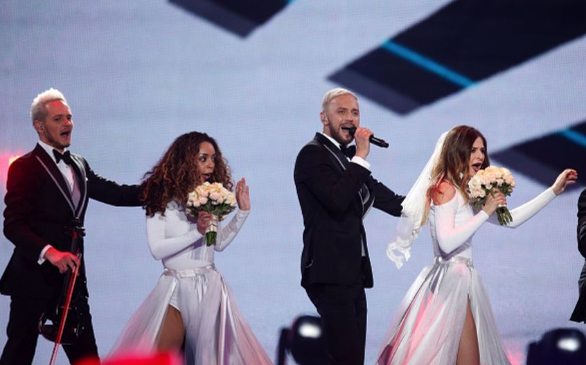 """""""Евровидение - 2017"""" - фотоархив. Фото Getty"""