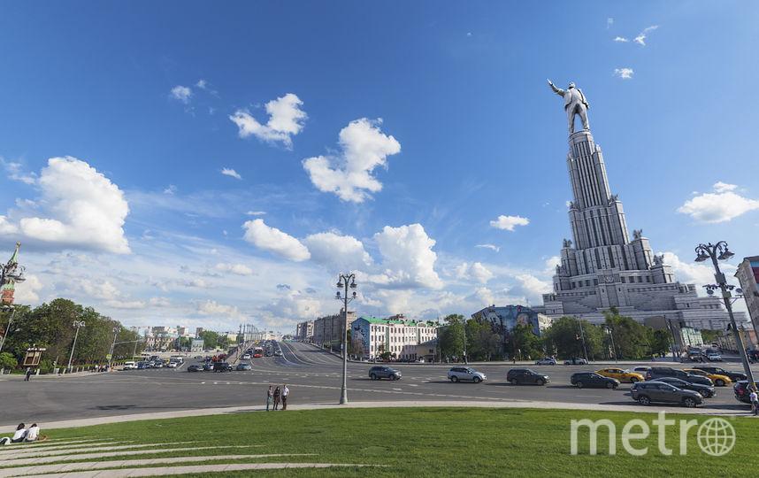 Виртуальная Москва. Фото Москва глазами инженера