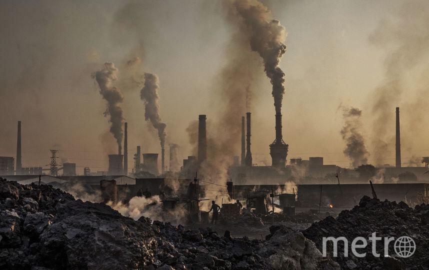 Промышленность. Фото Getty