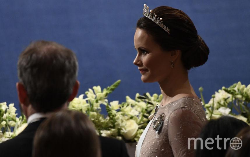 Принцесса София. Фото AFP