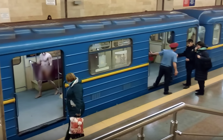Кадры из видео. Фото Максим Балашов, Скриншот Youtube