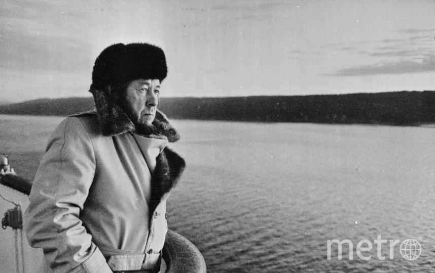 Александр Солженицын. Фото Getty