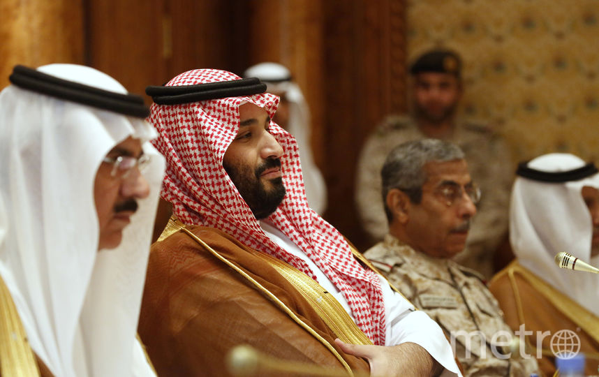 Мухаммед ибн Салман Аль Сауд. Фото Getty