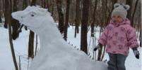 Москвичи лепят снеговиков: Фото самых смешных и необычных