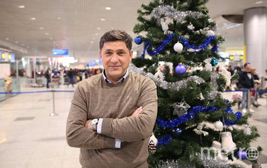 Сергей Пускепалис. Фото кинокомпания BAZELEVS