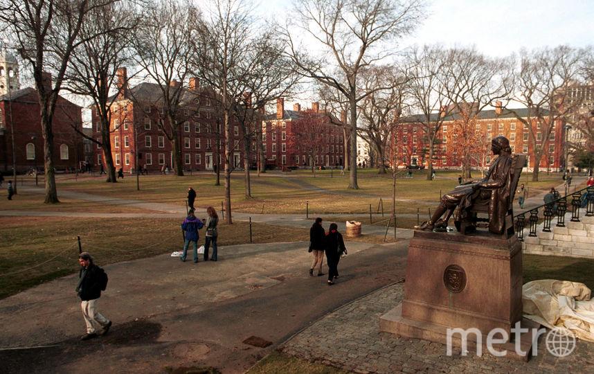 Гарвардский университет. Фото Getty