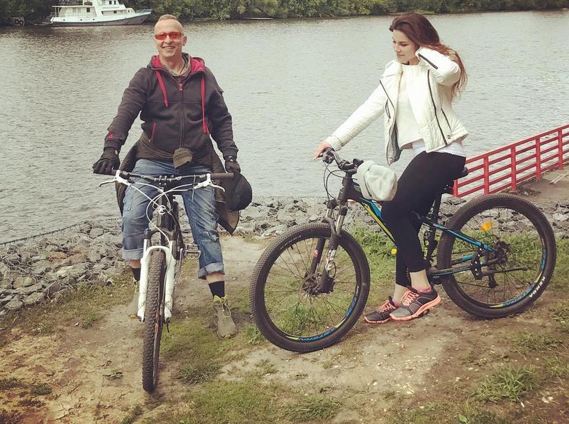 Иван Охлобыстин с супругой - фотоархив. Фото https://www.instagram.com/psykero1477/