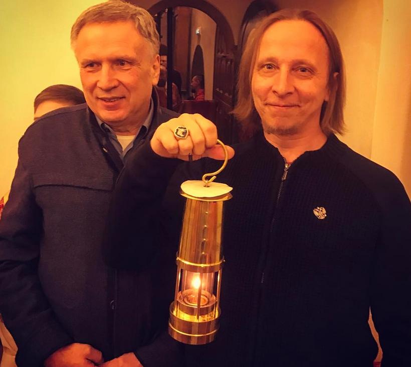 Иван Охлобыстин - фотоархив. Фото https://www.instagram.com/psykero1477/