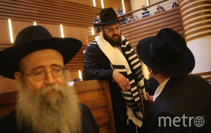 Ортодоксальные иудеи. Фото Getty