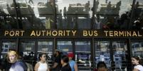 СМИ: На автовокзале в Нью-Йорке прогремел взрыв