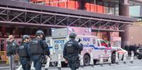 Взрыв на автовокзале в Нью-Йорке признали терактом