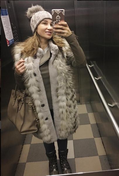 Ансфиса Чехова, фото из соцсетей. Фото instagram.com/achekhova