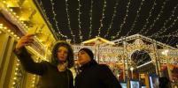 В Москве к рождественскому фестивалю