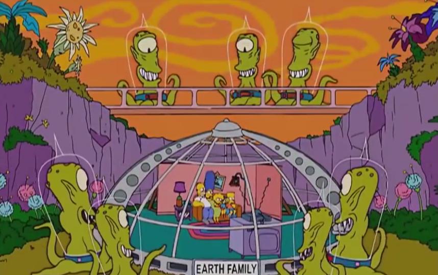 """Создатели """"Симпсонов"""" рассказали, почему малышка Мэгги не взрослеет. Фото Скриншот Youtube"""