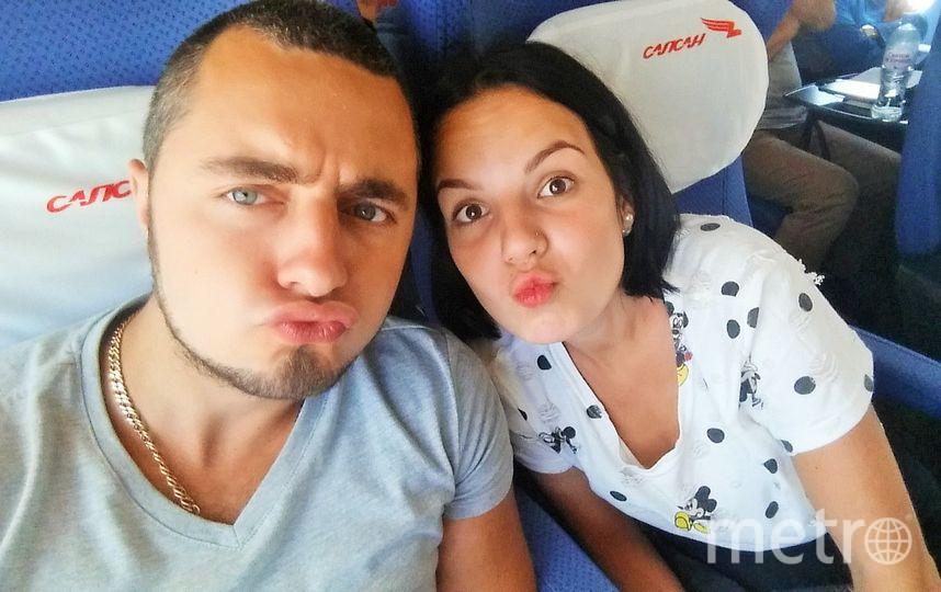 Эту совместную фотографию с мужем Маргарита выложила в 2016-м. Фото VK.com/Маргарита Грачёва