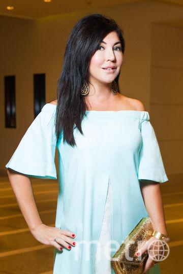 Мария Лемешева, главный редактор журнала The Hollywood Reporter. Фото предоставлено пресс-службой THR.