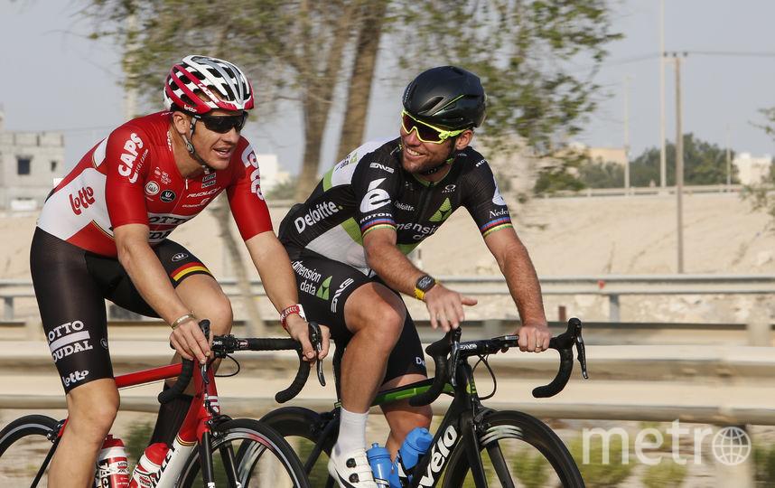 Велосипедисты. Фото Getty