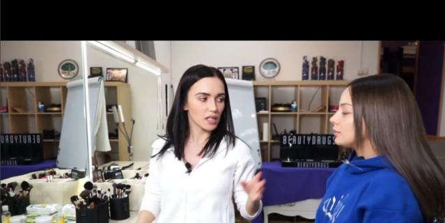 Ольга Серябкина - архив из соцсетей.