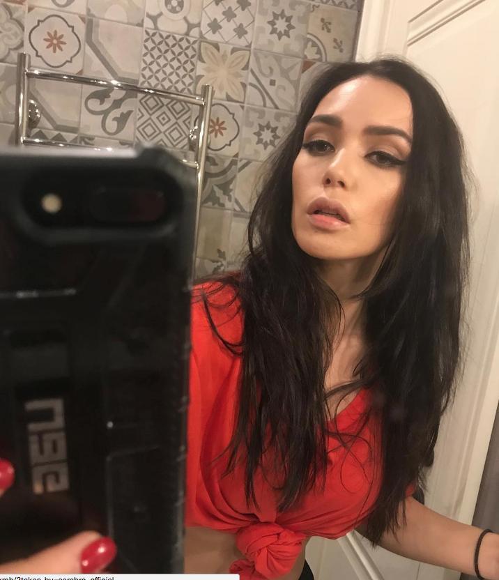 Ольга Серябкина - архив из соцсетей. Фото instagram.com/serebro_official