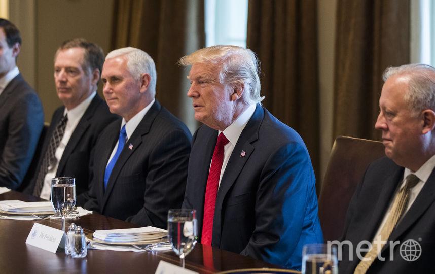 Дональд Трамп. Фото Getty