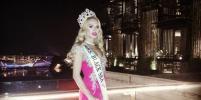 В конкурсе красоты Mrs. Globe-2017 участвовали две петербурженки: фото