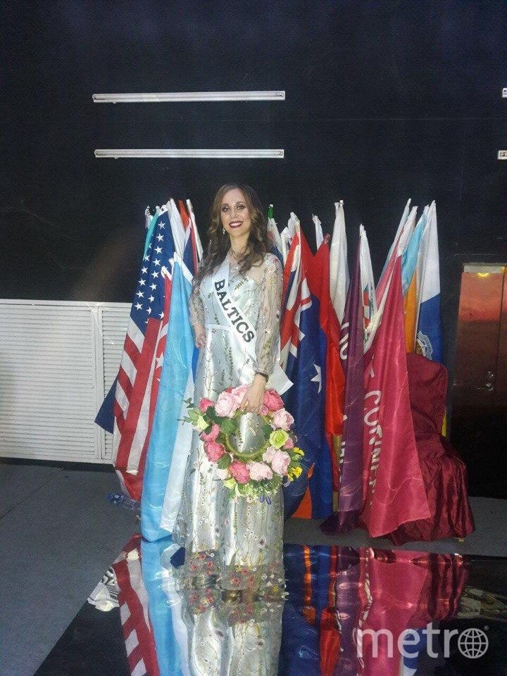 Конкурс красоты Mrs. Globe 2017 проходил в Китае.