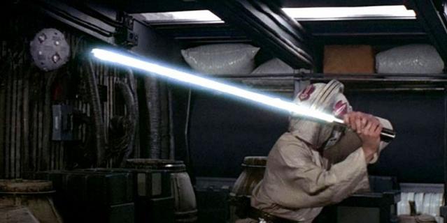Тренировочный дроид.